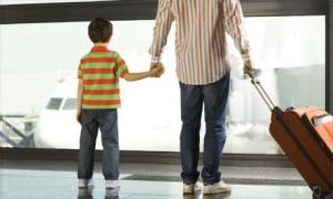 Viajando con tus hijos