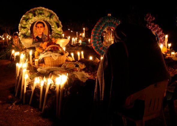 Celebración de Muertos en Pátzcuaro
