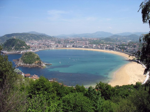 San Sebastián - Donostia, España