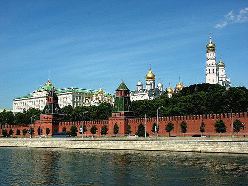 Moscu, Rusia