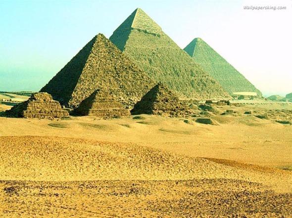Las Pirámides, Egipto