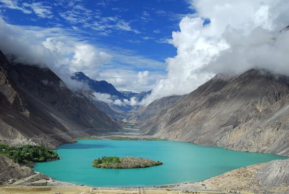 Valle Skardu, Pakistan