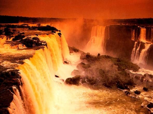 Cataratas Victoria, Zimbabwe-Zambia
