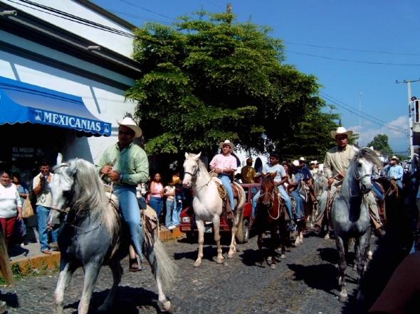 Fiestas en Comala