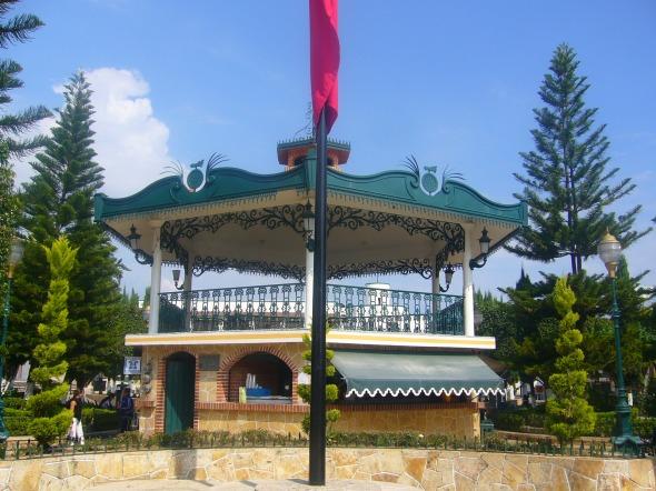 Plaza Central, Ixtapan de la Sal