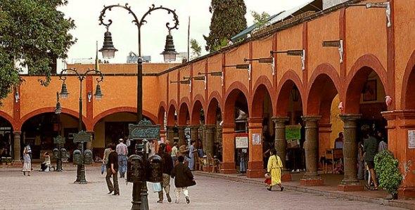 Plaza Principal, Tequisquiapan