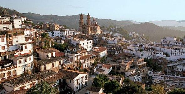 Ciudad de Taxco, Guerrero