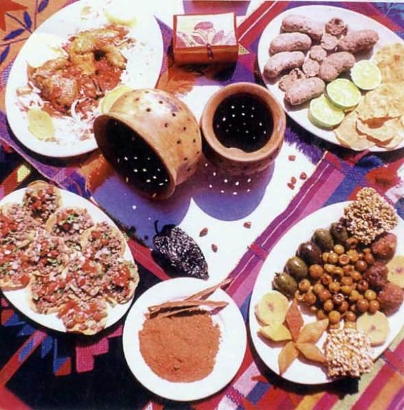 Comida Tradicional Chiapaneca