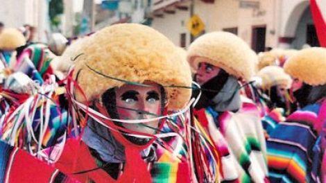 Festividades en San Cristobal de las Casas