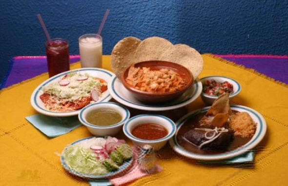Cocina tipica de Jalisco