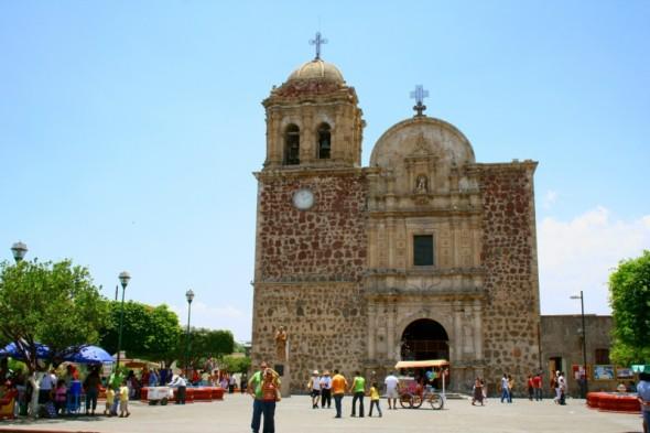 Templo de Santiago Apostol