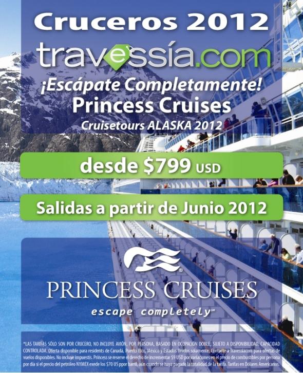 Cruceros por Alaska