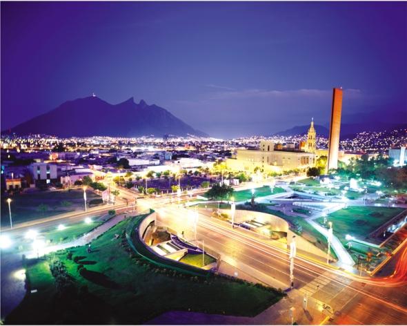 Monterrey, Nuevo Leon. Mexico