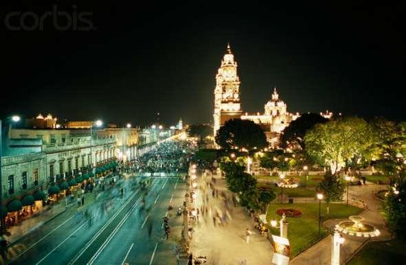 Morelia, Michoacan. Mexico