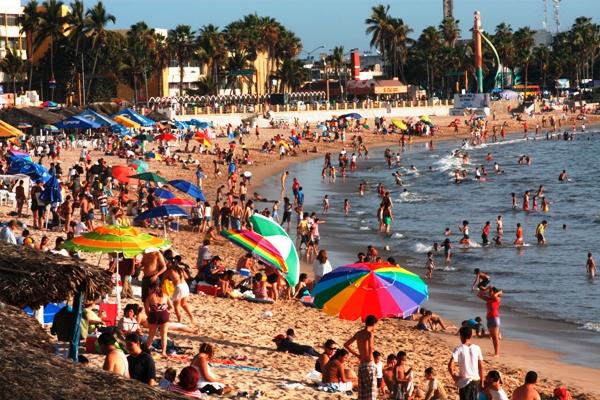 Playa en semana santa 10