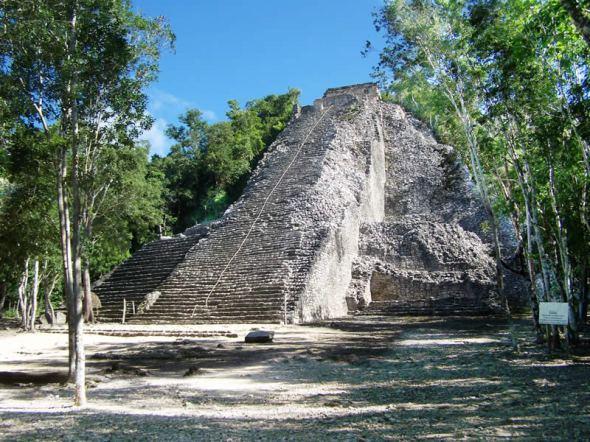 Ruinas Mayas de Coba, Riviera Maya