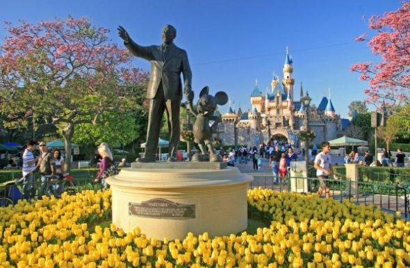 Disneyland. Anaheim, California. E.E.U.U.