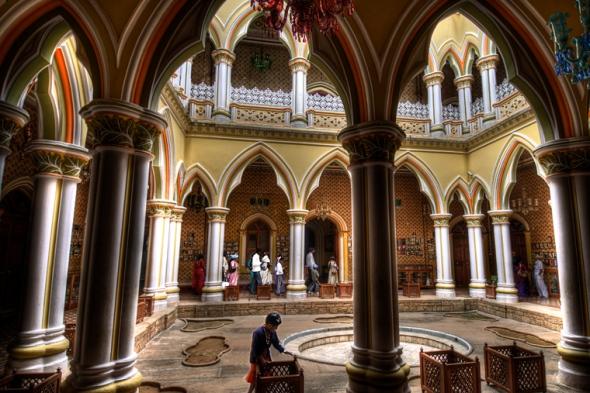Palacio de Bengaluru