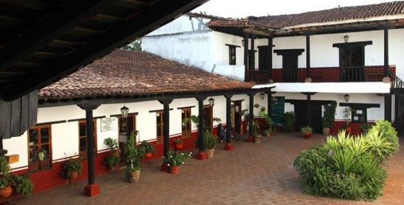 Antiguo Convento de Santa Catarina (Casa de los Once Patios)
