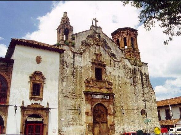 Antiguo Templo de San Agustín
