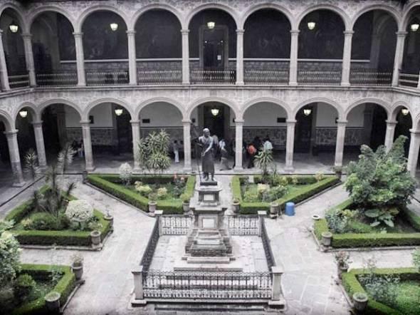 Antiguo Colegio de San Nicolás
